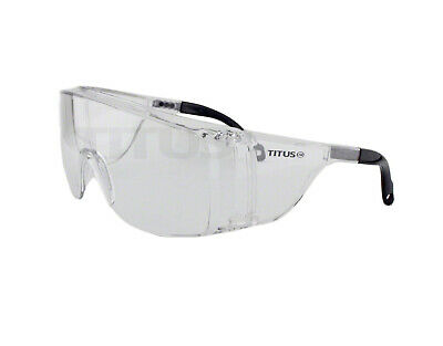 Titus G13 OTG Safety Over RX Glasses Shooting Eyewear Motorcycle Protection Z87