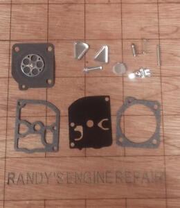 Carburetor Repair Kit For ZAMA C1Q-E5A C1Q-H35 C1Q-H42 C1Q-H43 C1Q-H44 C1Q-H45