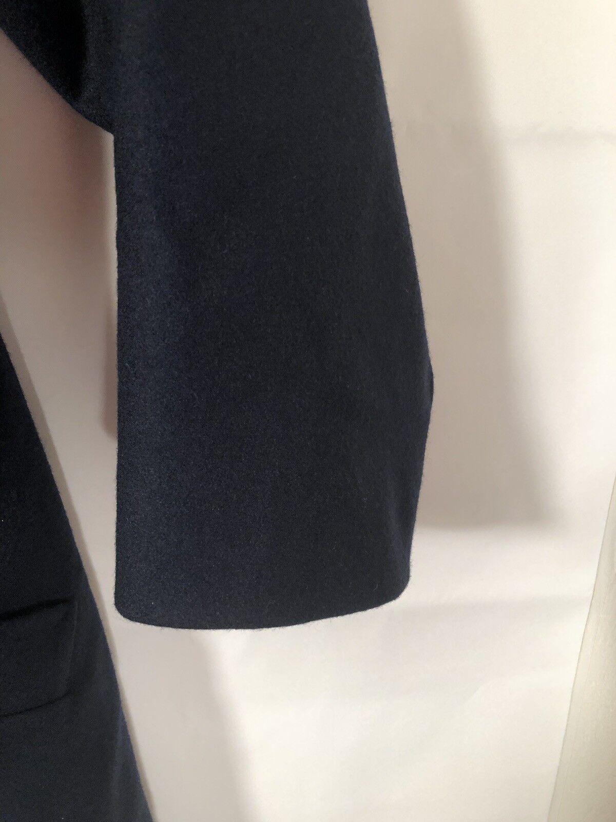 Pendleton Vintage Blue Wool Luxury Toggle Duffel … - image 6