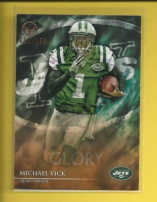 2014 Topps Valor #131 Michael Vick NM-MT NY Jets