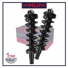 MLV 2pc Front Left+Right Quick Complete Strut Shock Coil Springs Assembly 171341