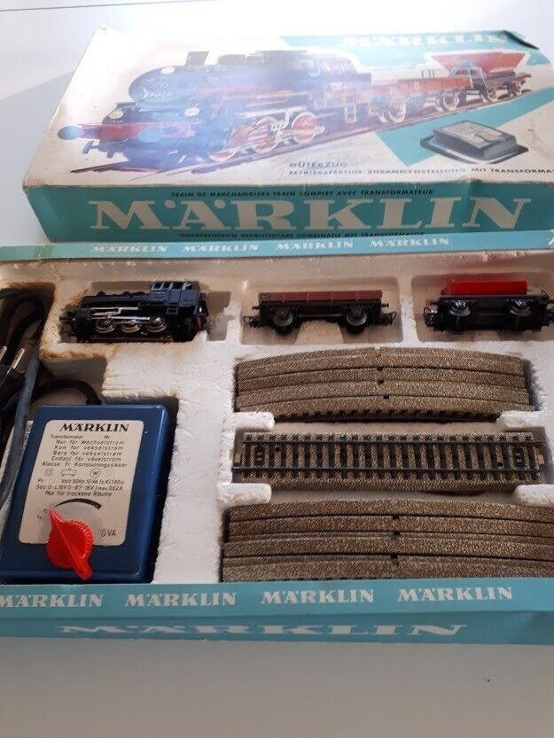 Modeltog, Märklin Gaveæske Güterzug, skala HO