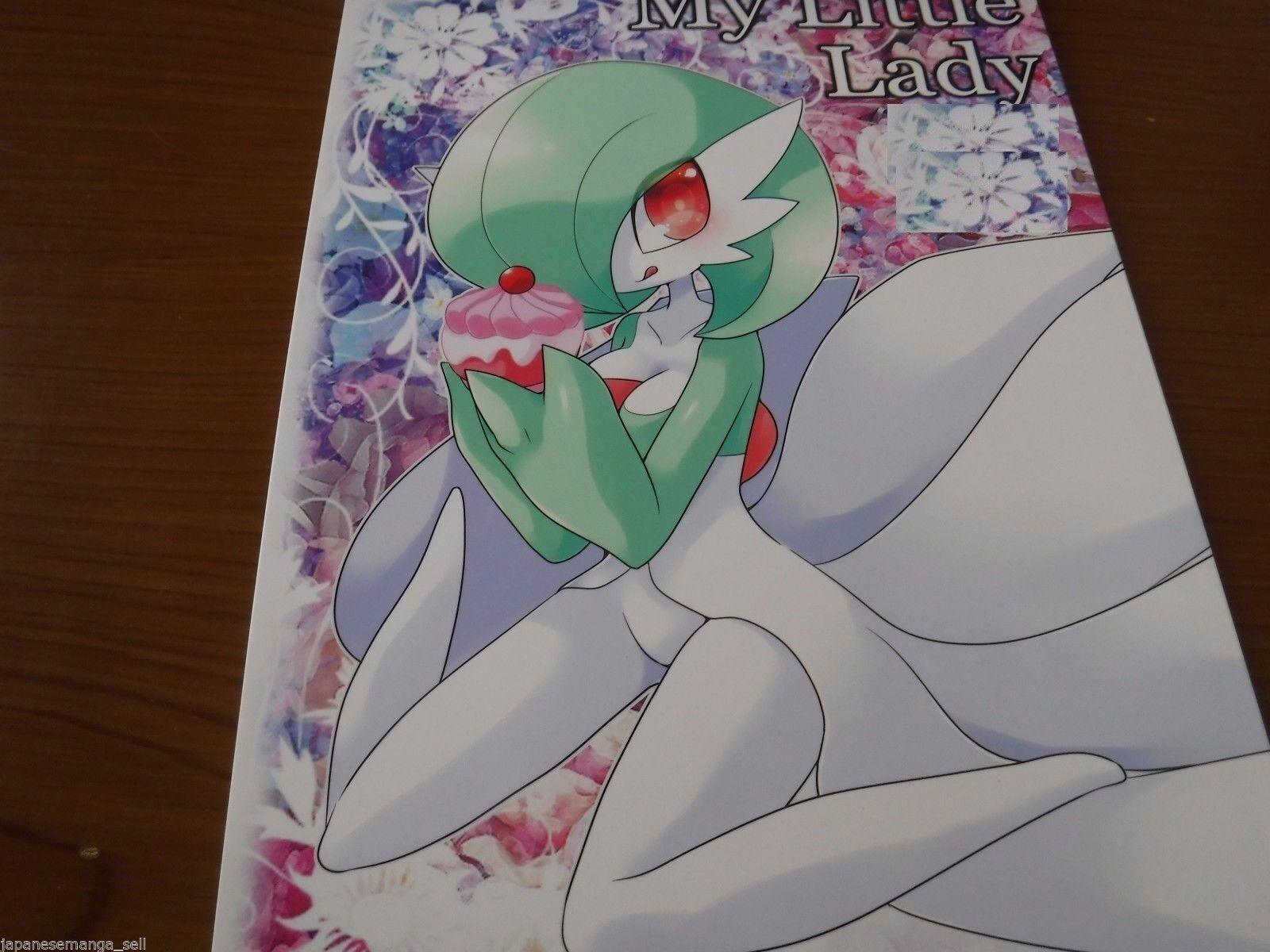 Doujinshi POKEMON B5 28pages Goodra X Audino Numenume KUMAYA furry kemono