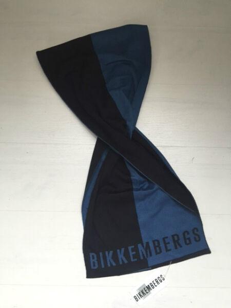 10191 Mj Bikkembergs Sciarpa Scarf Sciarpetta Uomo Donna Unisex 35 X 160 Cm Vendendo Bene In Tutto Il Mondo