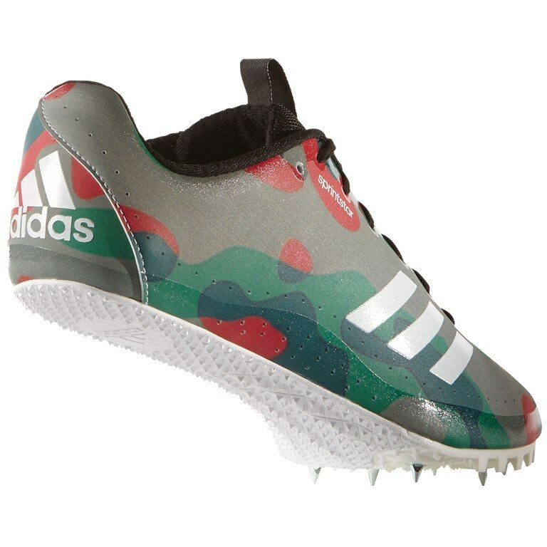 best website 36d60 f8781 ... Adidas Sprintstar Uomo Scarpe da da da Corsa, Stile AF5596 009aaf ...