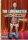 Craig Shoemaker The Lovemaster Unzipped 2008 DVD