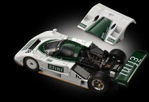 1:43 Mazda 787b N ° 18 Autopolis 1991 1/43 • Hpi 0997 #