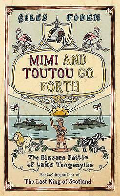 Mimi and Toutou Go Forth, Acceptable, Foden, Giles, Book
