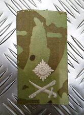 Genuine British Army MTP Camo General Major Rank Slide / Epaulette  - NEW