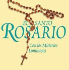El Santo Rosario: Con Los Misterios Luminosos by ACTA Publications (CD-Audio, 2003)