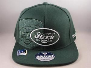 7967957e92a Image is loading New-York-Jets-NFL-Reebok-Flex-Cap-Hat-