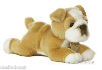 Miyoni Bulldog 8 Plush Dog Stuffed Animal Bull Dog By Aurora