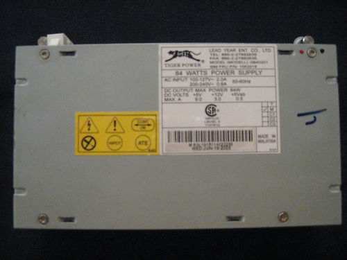 IBM SurePOS Power Supply 15K2018
