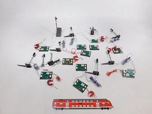 CT307-1# Märklin H0 Konvolut Signale/MFX Decoder, ungeprüft 76494+76493 etc