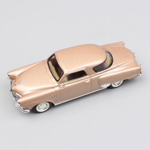 1//43 Scale mini vintage 1950 STUDEBAKER CHAMPION metal diecast model car boy toy
