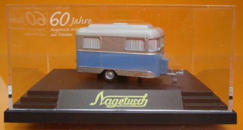 Busch MCZ 03 252 caravanas nagetusch 60 años nagetusch de Dresden limitado