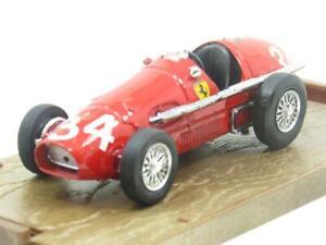 Brumm-Diecast-R35-Ferrari-500-F2-1951-Rojo-34-1-escala-43-En-Caja