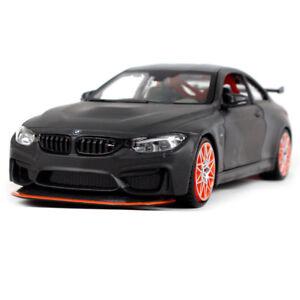 Maisto-1-24-BMW-M4-GTS-Diecast-MODEL-Racing-Car-NEW-IN-BOX