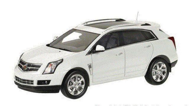 ¡No dudes! ¡Compra ahora! Cadillac SRX SRX SRX Crojover 2011 - 1 43 - Luxury Collectibles  hermoso