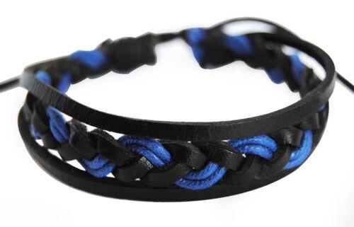 Surferarmband Serie 8A Lederarmband Armband Leather Bracelet Herren Damen