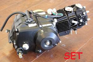 110CC-SEMI-AUTO-ENGINE-MOTOR-CHINESE-ATV-PIT-DIRT-BIKE-M-EN14-SET