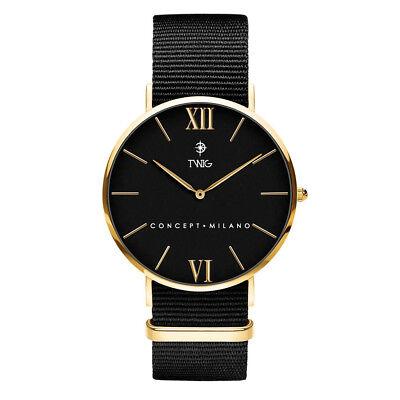 Reloj hombre/mujer TWIG KIPLING / HARING Military Edition militar vintage