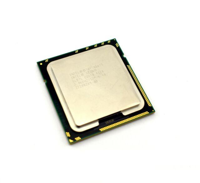 INTEL XEON HEXA CORE X5675 3.06GHZ 12M CACHE CPU PROCESSOR SLBYL SOCKET LGA1366
