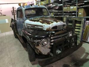 1950 Mercury M68 Vintage Pickup Truck - Super Patina