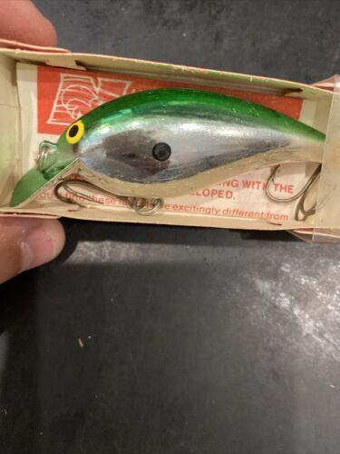 Norman Vintage Little N Green Chrome