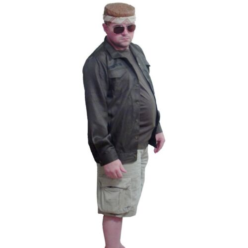 Adult Comedy Movie The Big Lebowski Dude/'s Friend Walter Special Mission Costume