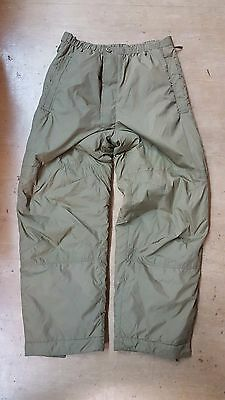 New Genuine British Army Issue Thermal Tan PCS Softy Trousers Extra Large 100//85