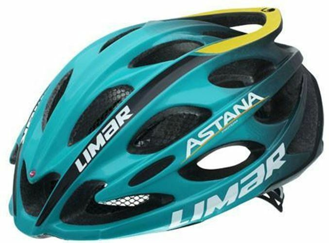 Limar Astana Team Ultralight+ Road Bike Helmet - CPSC Certified