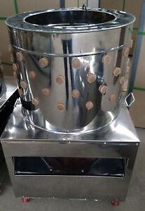 Rupfmaschine-WASSERSPULUNG-Schlachten-Gefluegelrupfmaschine-Nassrupfmaschine