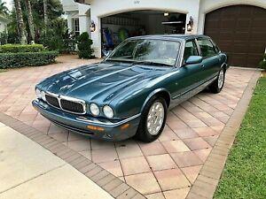 2000 Jaguar XJ8 XJ8L