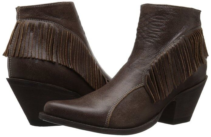 New in Box OG by Old Gringo Womens Nina Boot Crackle Brown  7, 7.5, 8.5, 9, 10