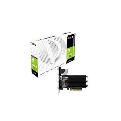 Low Profile Palit NVIDIA GeForce GT 710 1GB Graphics Card VGA/DVI/HDMI