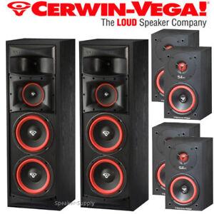 Image Is Loading Cerwin Vega XLS 28 Dual 8 034 3