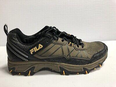 Fila, Mens At Peake 20 Trail Shoe US10