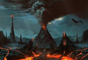 Lord Of Ring Mordor