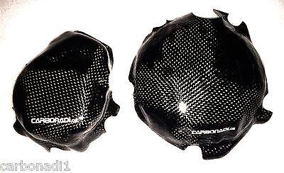 brutale 2x CARBON Lima Coperchio Coperchio Frizione Carbone CARBONO Motorrad-Motorsport MV AGUSTA f3 675