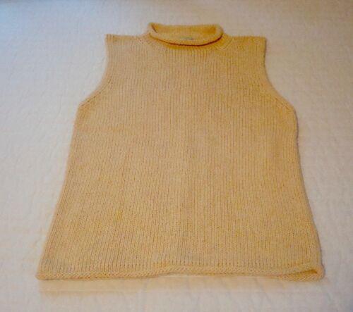 LL Bean Sleeveless Sweater