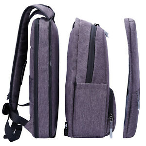One Backpack Two Styles Slim 15.6 Inch Laptop School Bag For Women Men Teenagers