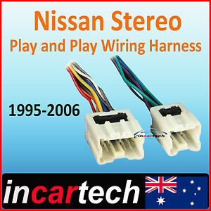 s-l300 Navara Radio Wiring Harness on