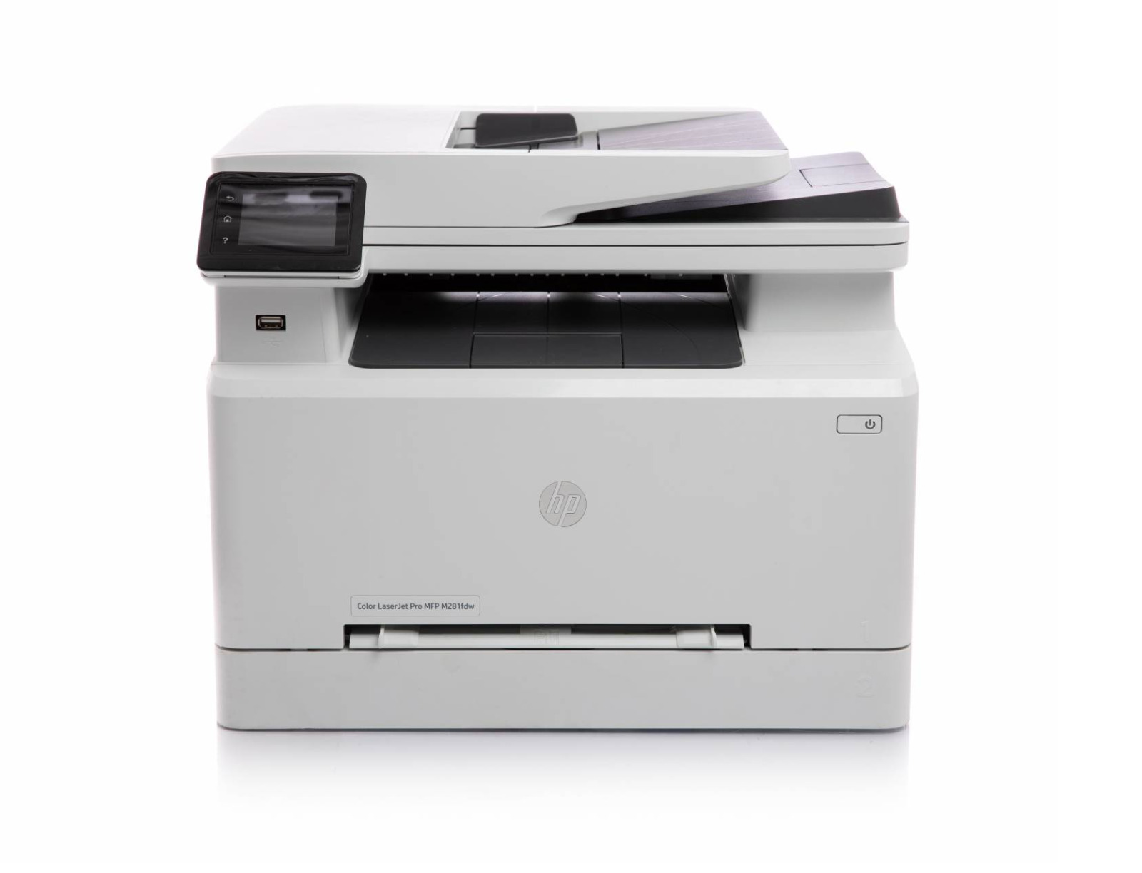 HP LaserJet Pro M281fdw All-in-One Wireless Color Laser Printer - White . Buy it now for 229.99