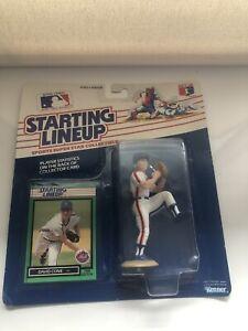 1989 DAVID CONE New York Mets #44 Starting Lineup
