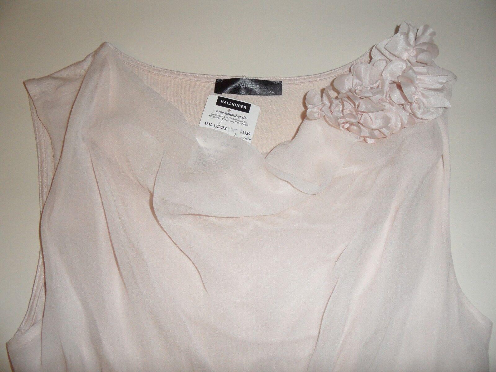 Hallhuber  Camicia Con Seta Taglia XL