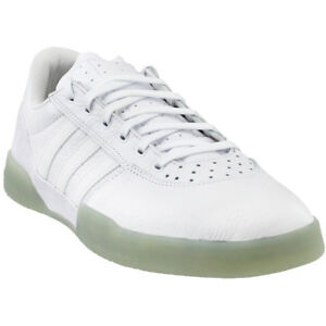 check out c9a17 44d8c Image is loading adidas-CITY-CUP-Skate-Shoes-White-Mens