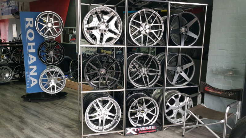 """Wheels for 5x120 pcd 20"""""""