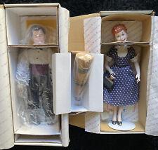 I Love Lucy The Hamilton Collection Porcelain Lucy Doll Carmen Miranda