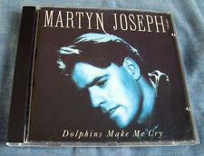 MARTYN JOSEPH - Dolphins Make Me Cry - 1992 AUSTRIAN CD Single EX